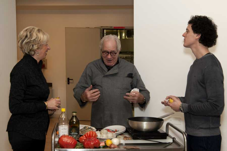 Venice Tours srl Venice: Cooking Show with Famous Venetian Chef