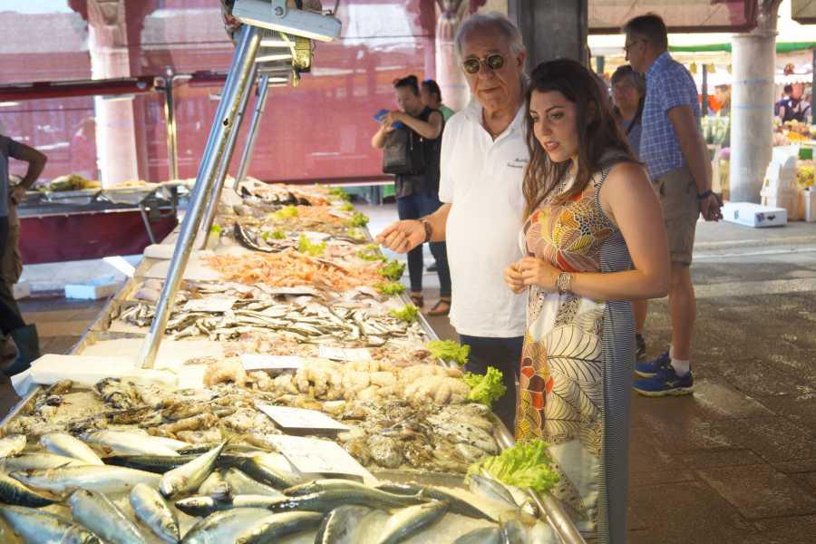 Venice Tours srl Venice Cooking show: Ferdinando's fish experience
