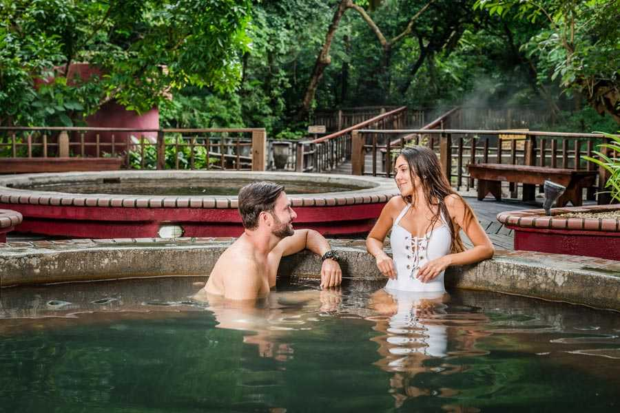 Tour Guanacaste ATV Volcano & Hot Springs Tour
