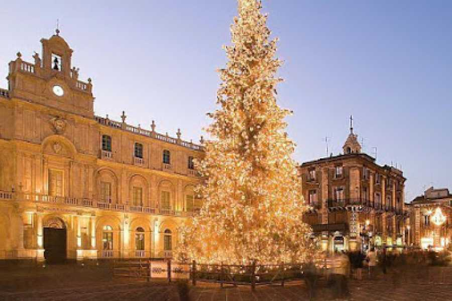 Dimensione Sicilia Incoming Operator New Year's Eve Tour of Sicily Special 6 Days
