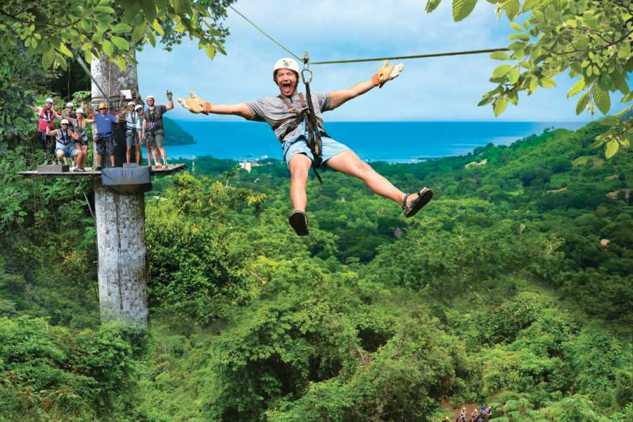 Tour Guanacaste Adrenaline Package Costa Rica