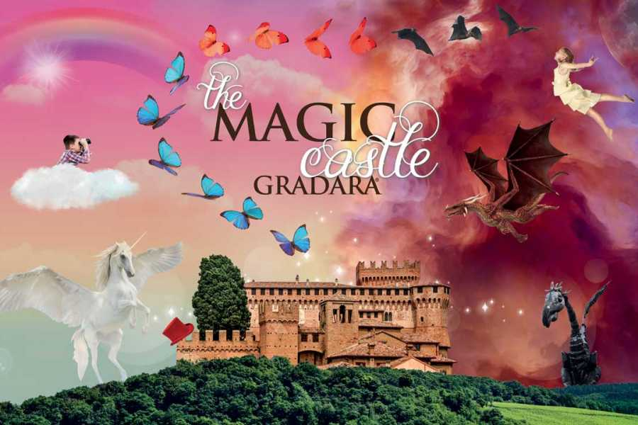 Promhotels Riccione The Magic Castle - Gradara