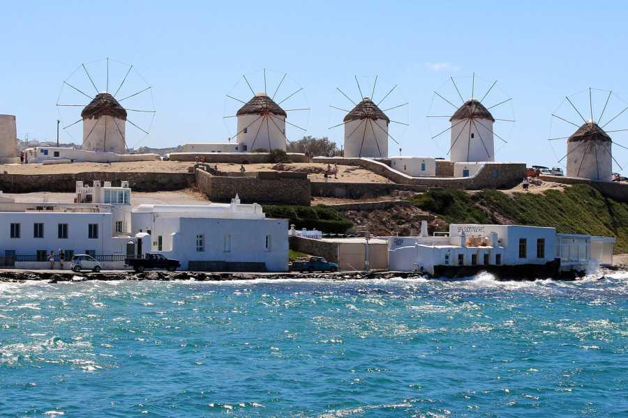 Grekaddict Mykonos Day Cruise