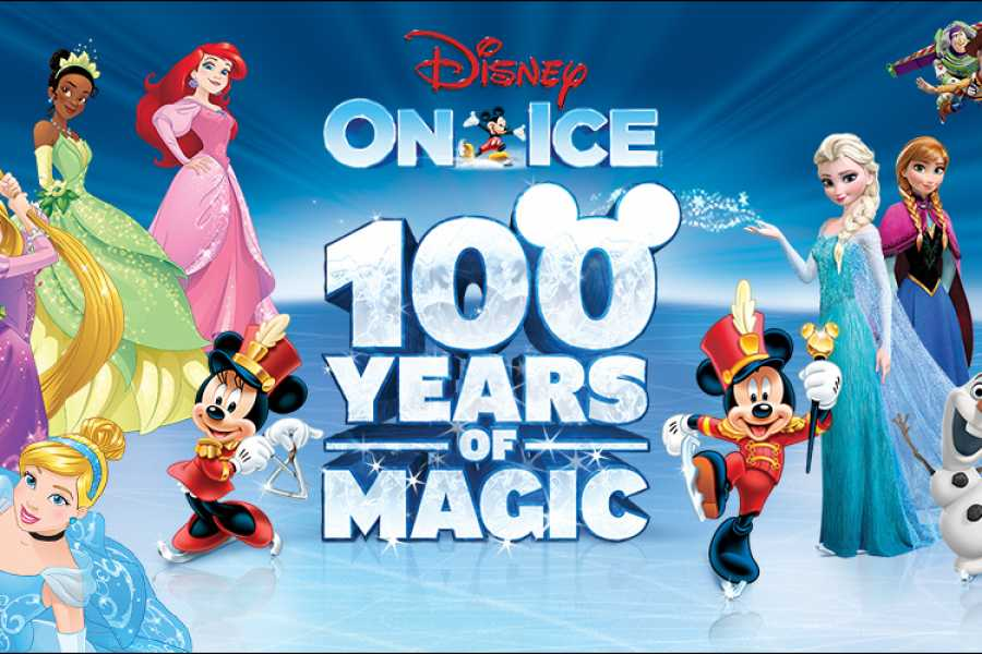 Oates Travel St Ives DISNEY ON ICE @ WESTPOINT EXETER - OCTOBER 2019