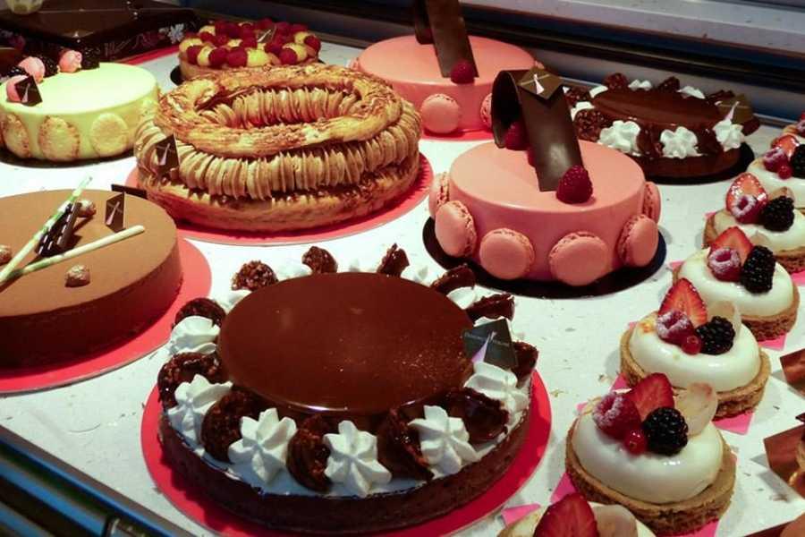 Krain Concierges In-Home Cake Service