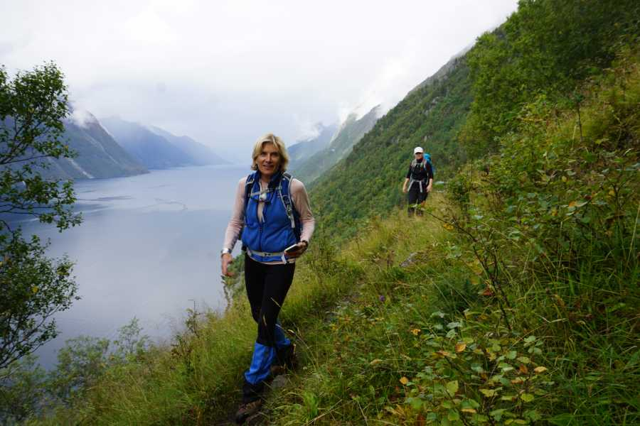 Norway Adventures Hidden Fjord 1 day Hike