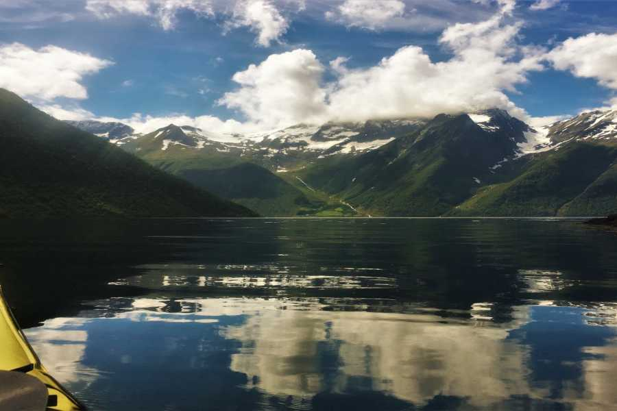 Norway Adventures Hidden Fjord 1 Day Kayak Tour