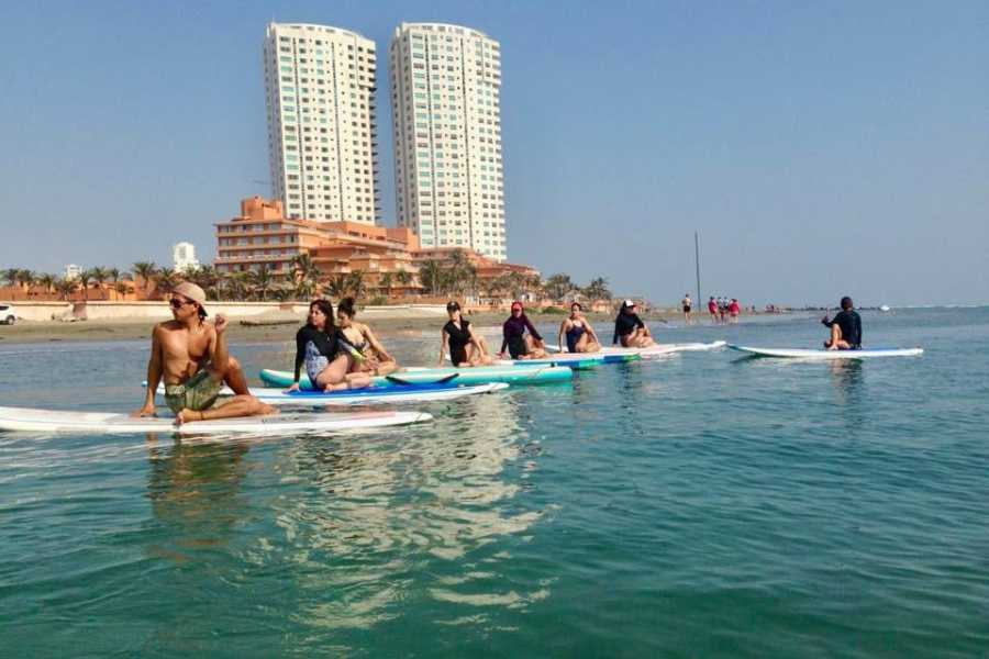 Tours y Tickets Operador Turístico Clase de Yoga sobre tablas de Stand Up Paddle