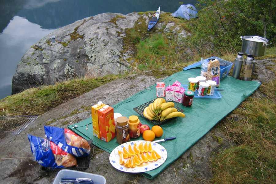 Norway Insight Havpadling i fantastiske Nærøyfjorden