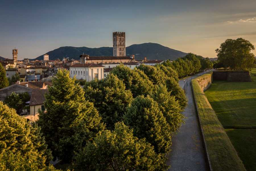 Lucca Adventure Sport Vespa 'Ville Lucchesi' 160 €