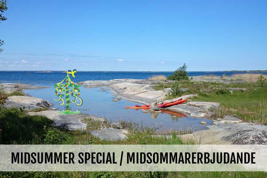 Horisont Kajak MIDSUMMER SPECIAL SELF GUIDED