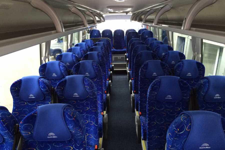 Tour Guanacaste Yutong Bus