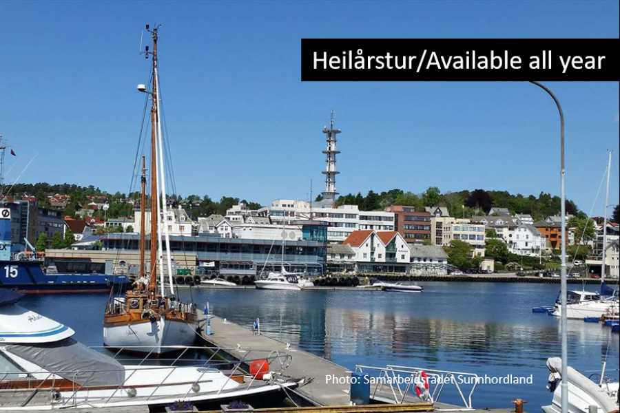 Travel like the locals EXPERIENCE LEIRVIK AND STORD