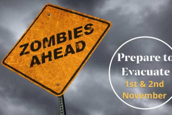 Zombie Apocalypse Fright Night