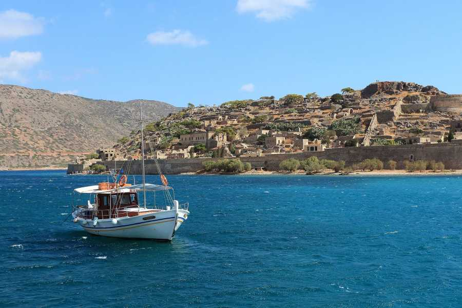 Grekaddict Daily Boat Trips to Spinalonga from Elounda
