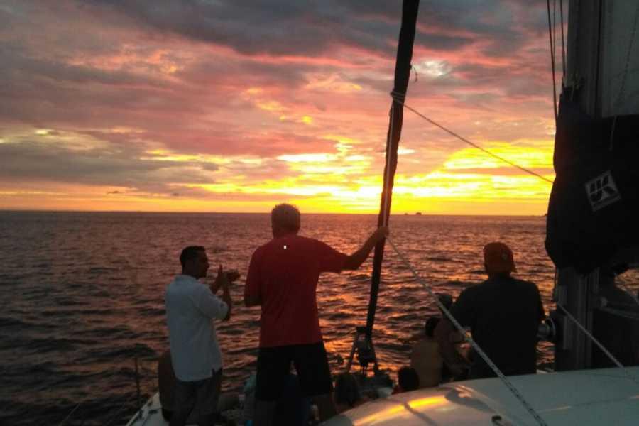 Lizard Tours Tropical Sunset Catamaran Tour