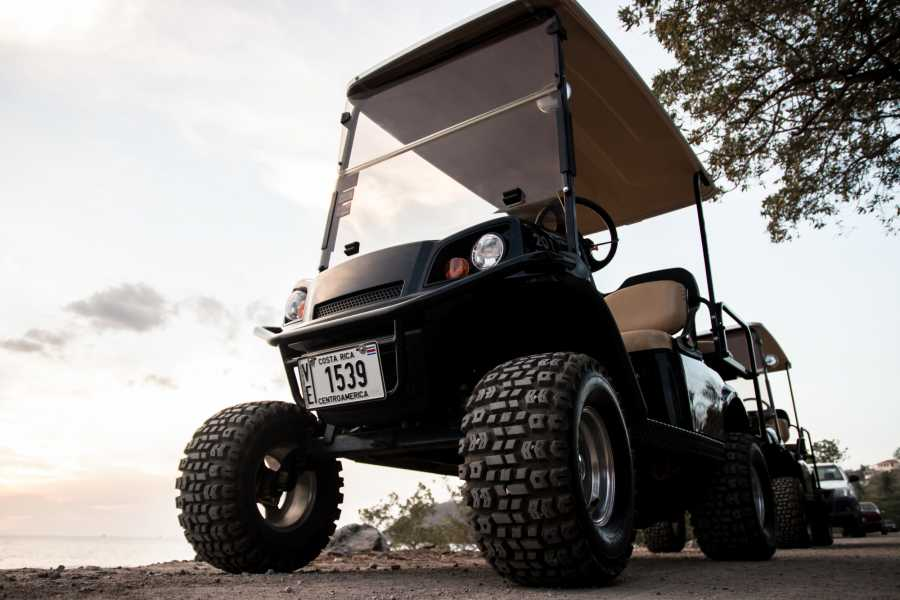 Lizard Tours Playa Flamingo Golf Cart Rental