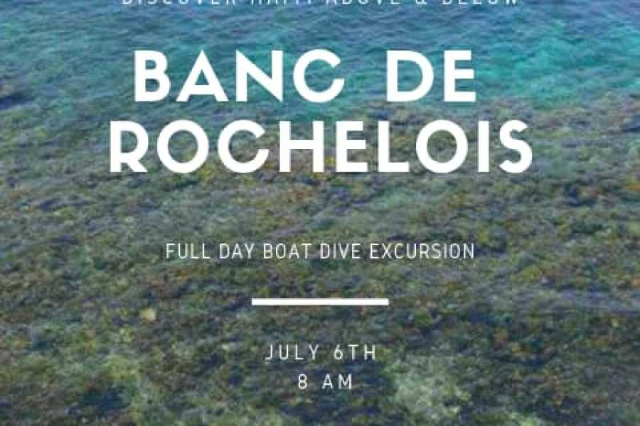 Marina Blue Haiti Exploration Dive Day Banc de Rochelois