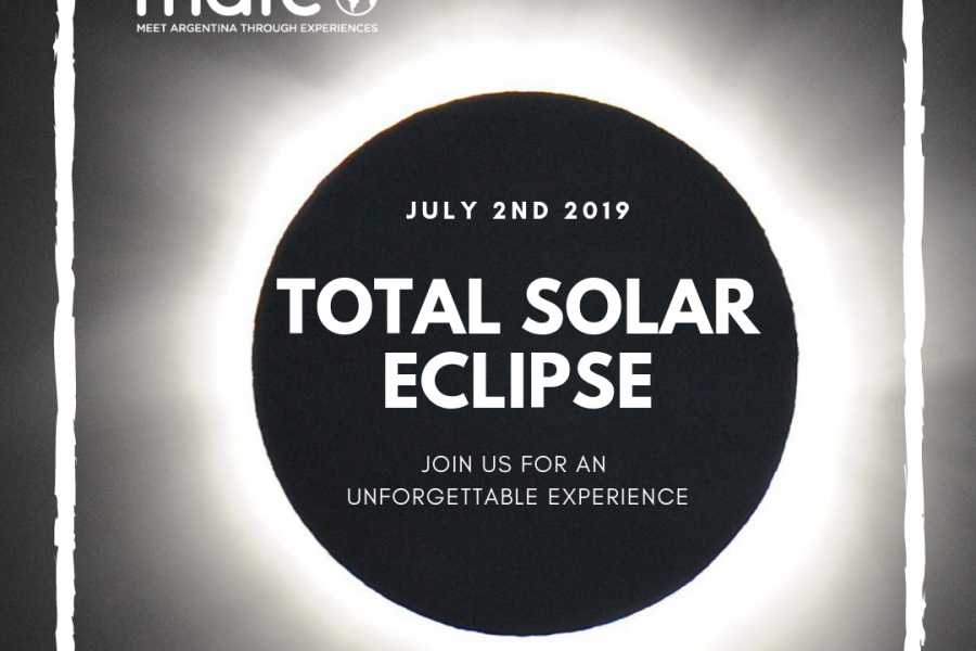 MATE Total Solar Eclipse Unforgettable Feast in Buenos Aires!