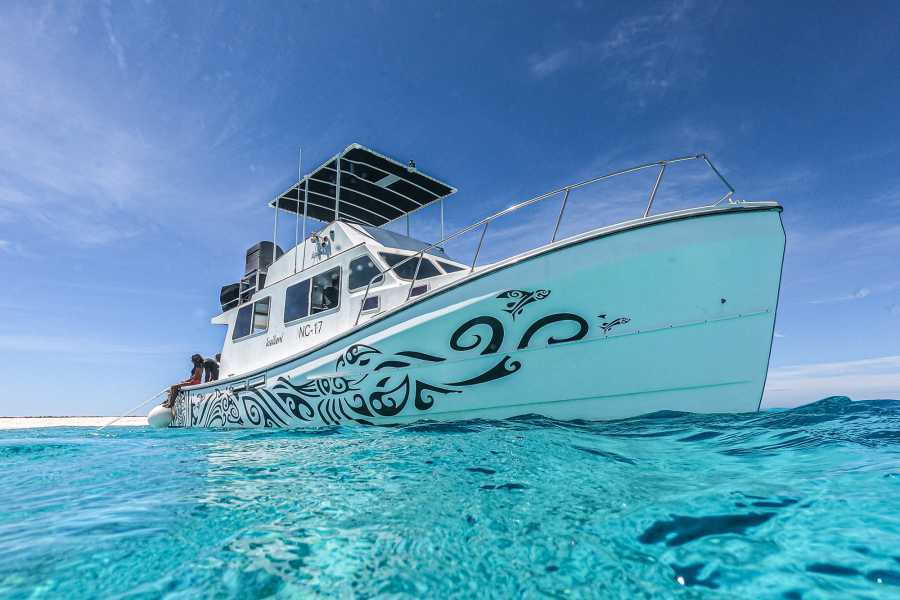 BlueFinn Charters N.V. Kailani to Klein Curacao