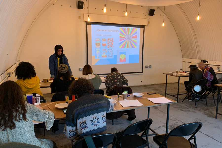 Halal Tourism Britain Pop and Heritage Workshop