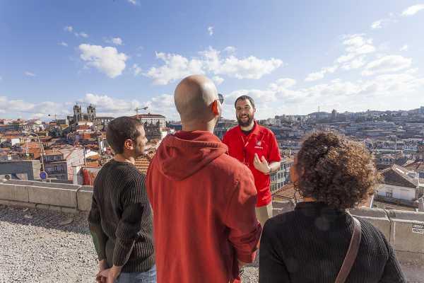 3-hour Porto Private City Tour