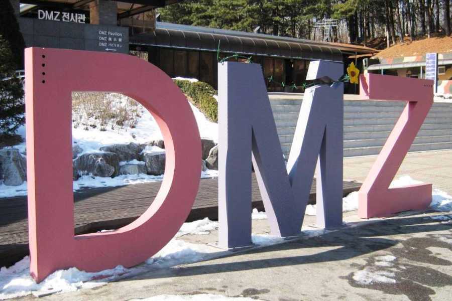 Kim's M & T SP 02 DMZ Korea Tour Special Offer