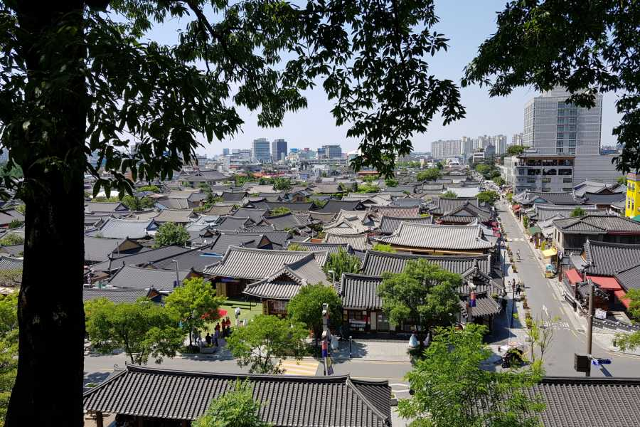 Kim's M & T SP 01 Jeonju Hanok Village Special Offer Tour
