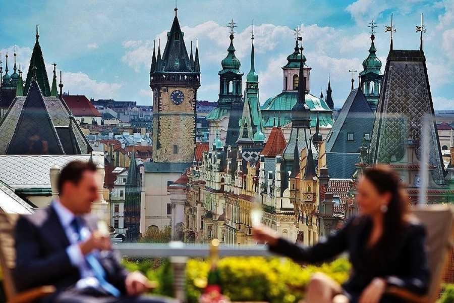 Turistico s.r.o. Mejores bares con terraza en Praga