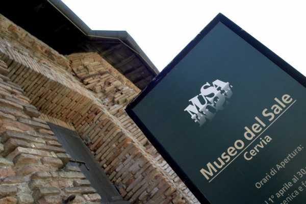 Cervia Turismo MUSA Visita Guidata in Italiano