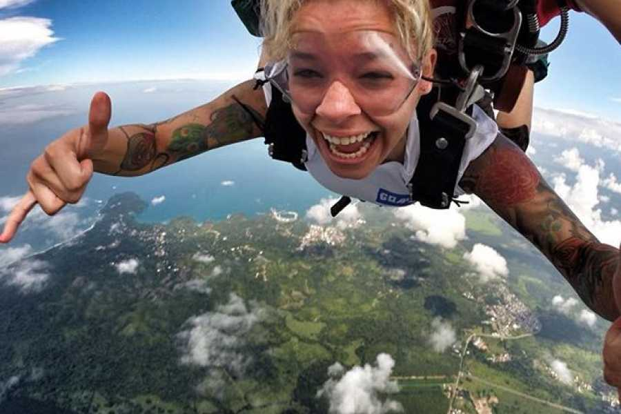 Lizard Tours Sky Diving