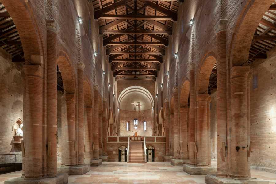 Emilia Romagna Welcome Nonantola's Abbey