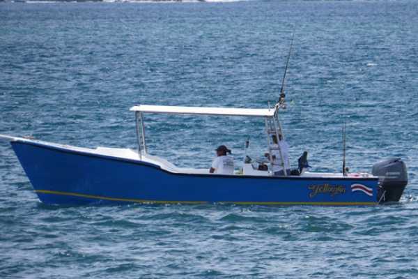32' Sport Fishing Boat