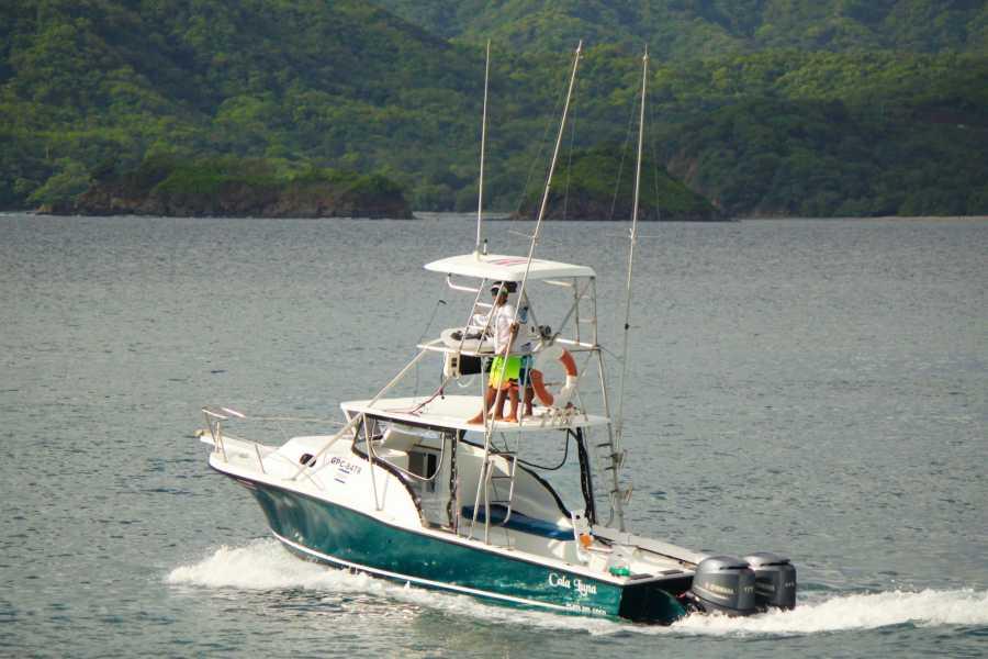 Lizard Tours 29' Sport Fishing Boat