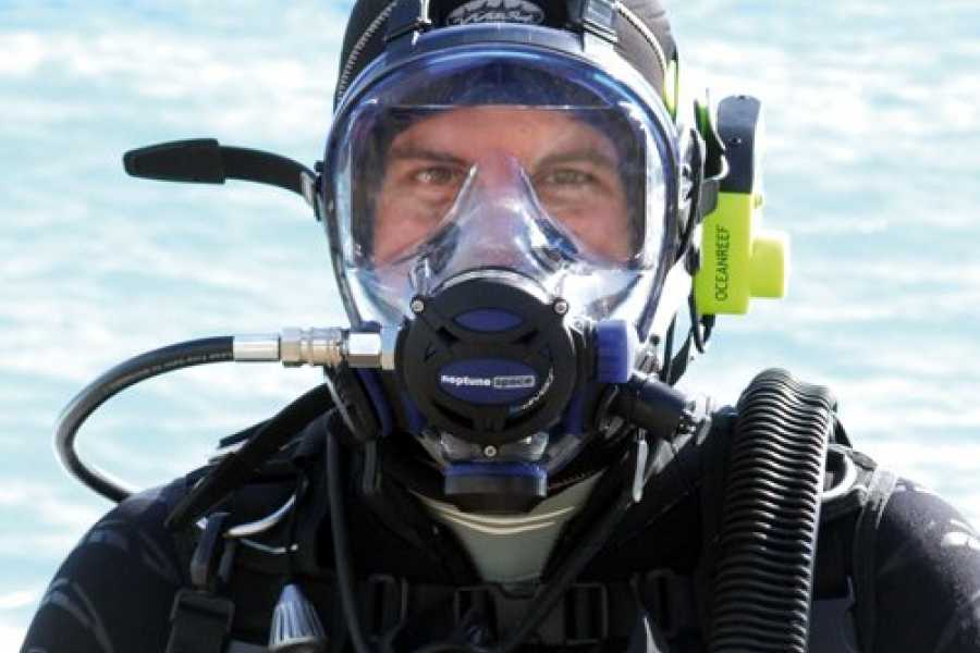 Blue Bay Dive & Watersports PADI Ocean Reef Onderwater Communicatie