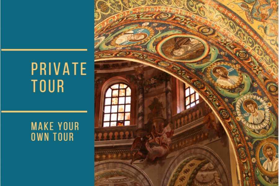 Ravenna Incoming Convention & Visitors Bureau Capolavori del mosaico - Visita Guidata