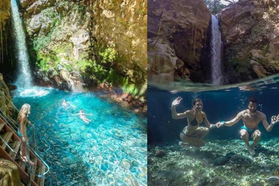 Tour Guanacaste Half Day Hot Springs & Waterfalls Tour