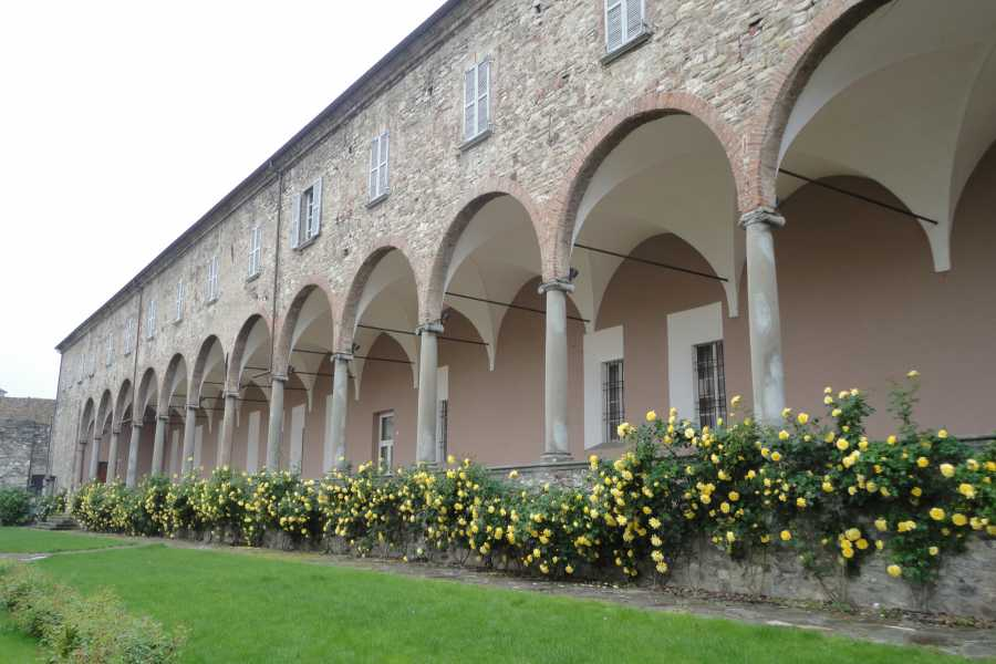 Emilia Romagna Welcome One Day at the Monastery
