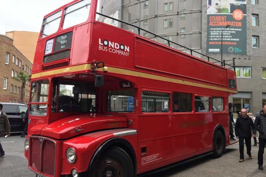 Halal Tourism Britain Waltham Forest Muslim History Sightseeing  Bus Tour