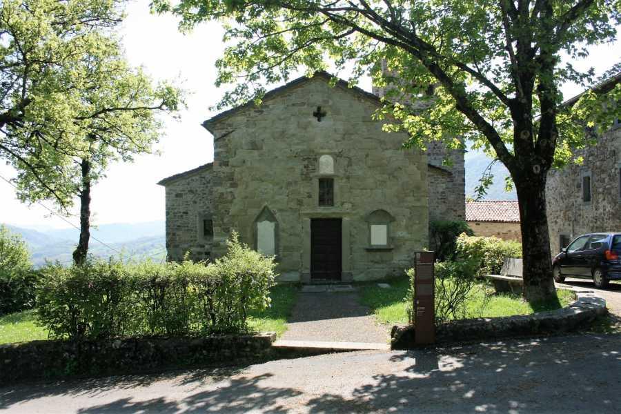 Emilia Romagna Welcome Following Santa Chiara's Steps