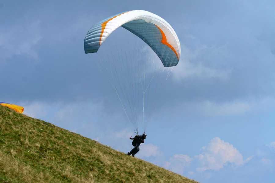 Trekksoft Paragliding Davos