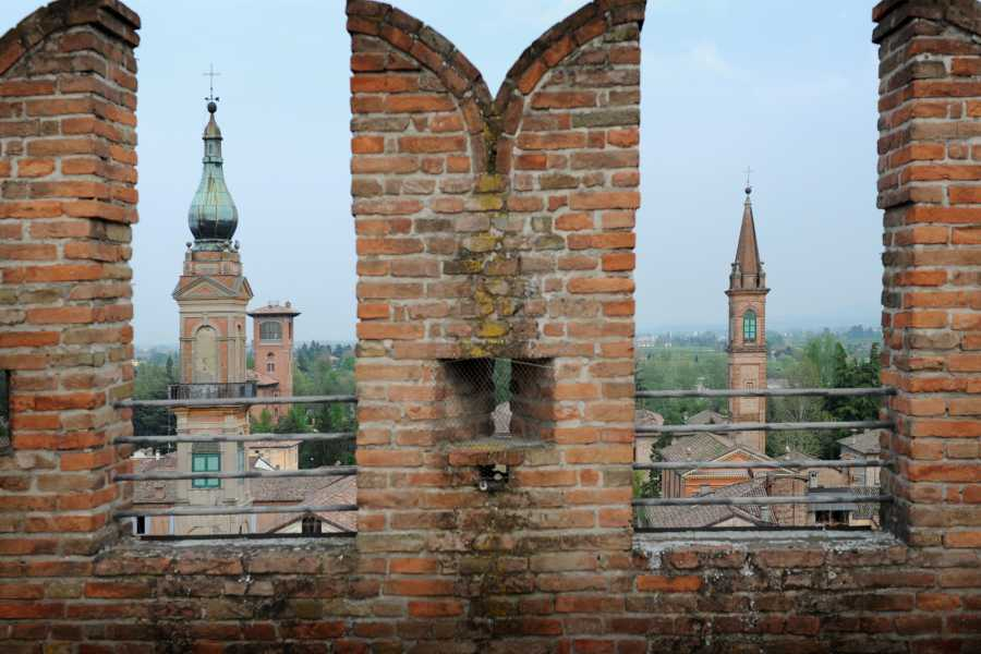 Emilia Romagna Welcome Pilgrims and Hospitals in Spilamberto