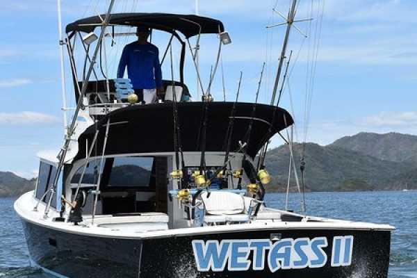 31' Sport Fishing Boat