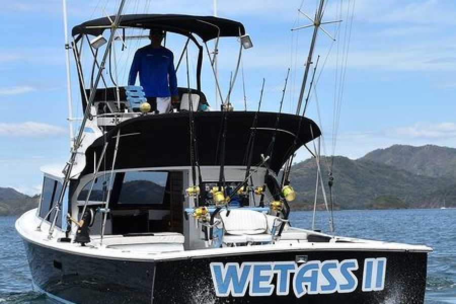 Lizard Tours 31' Sport Fishing Boat