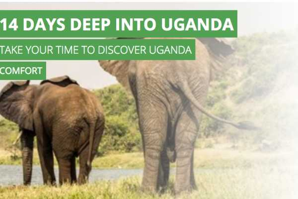 14 days Deep into Uganda