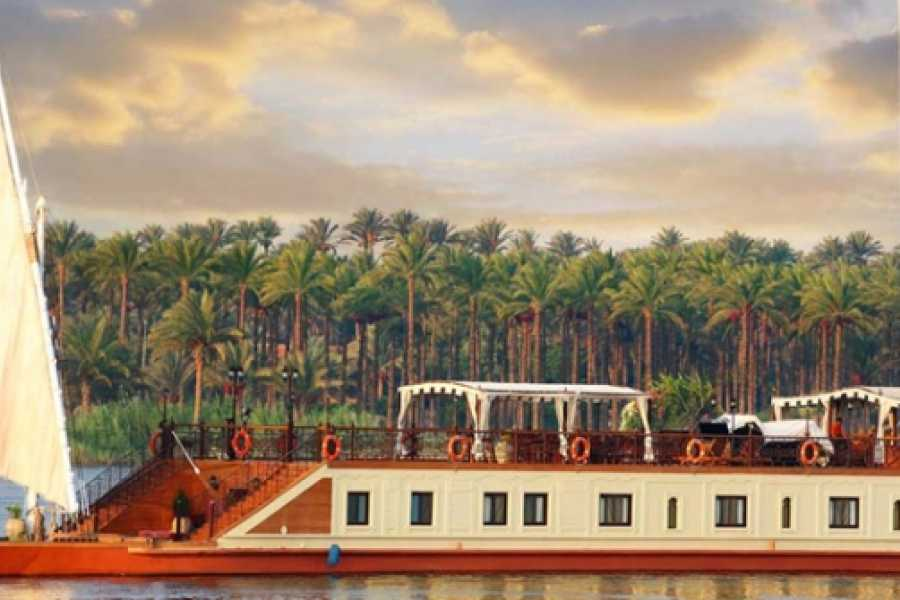 Journey To Egypt Exclusive Dahabeya Nile Cruise on Sonesta Amirat