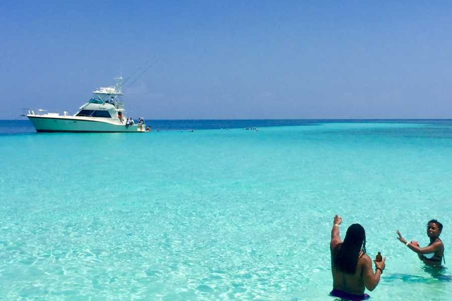 Marina Blue Haiti Visite aux bancs de sable d'Anse à Galets, Ile de La Gonâve