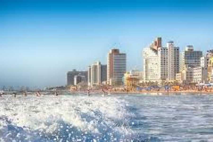 Trekksoft Pick up Tel Aviv