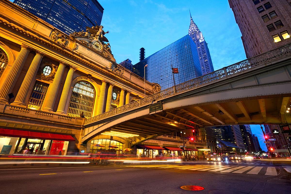 SANDEMANs New York Tours Tour del Midtown de Nueva York