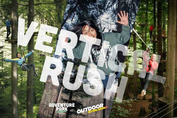 Outdoor Interlaken AG Vertical Rush